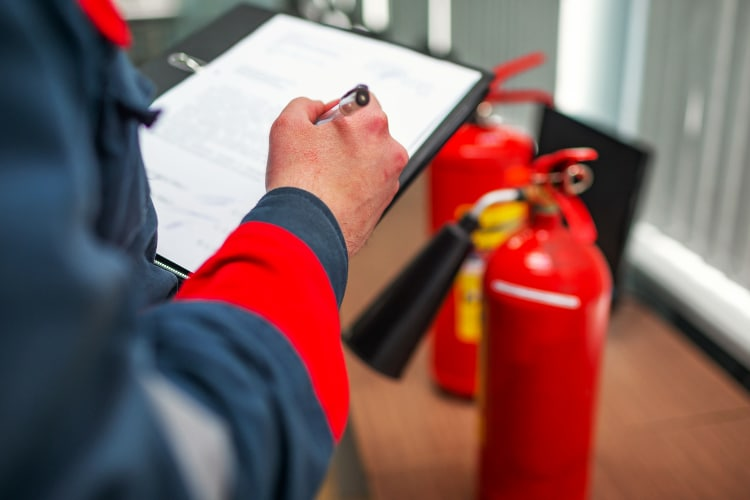 Fire System and Equipment Maintenance