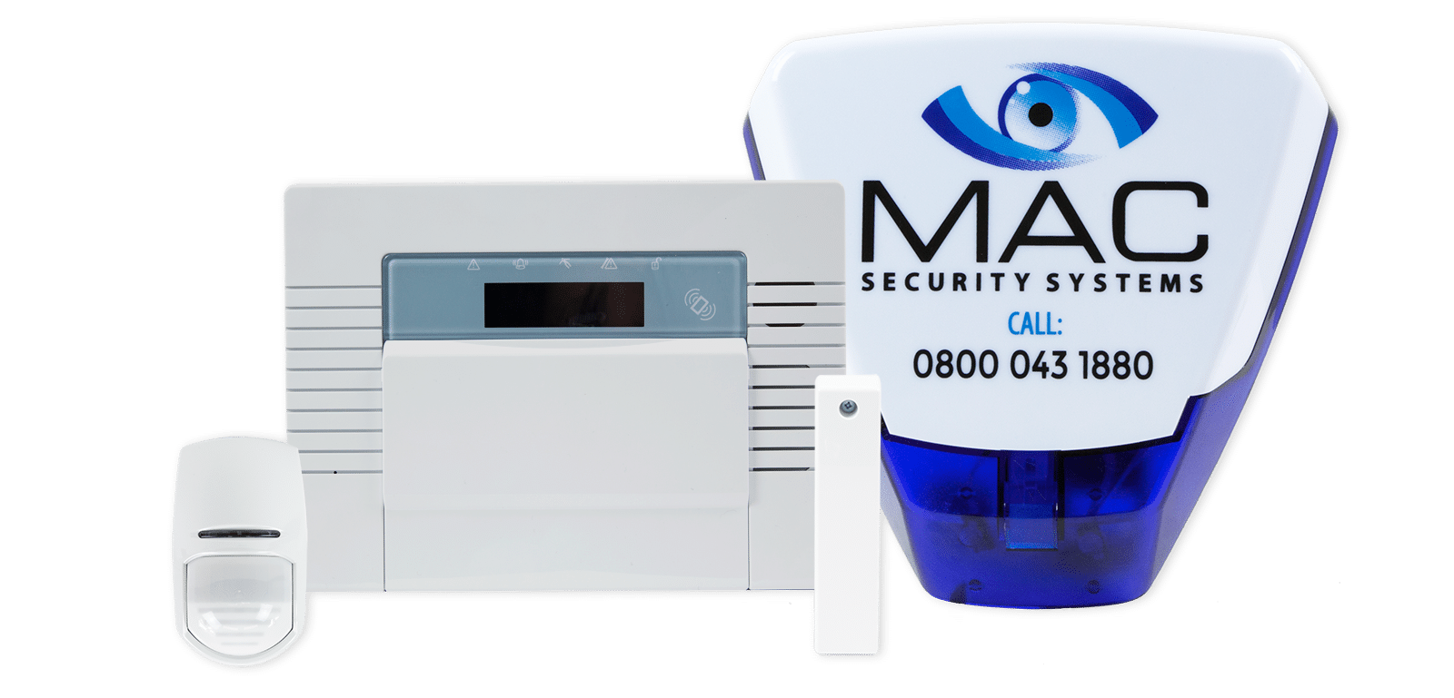 MAC Security Systems Products