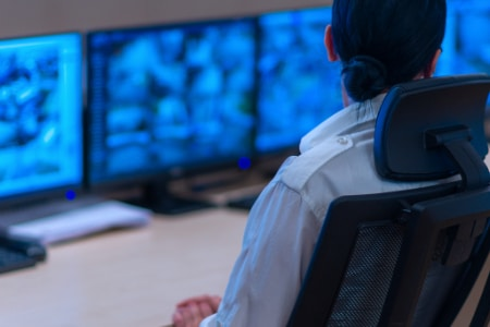 Monitored CCTV Supplier